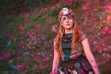 Be brave and be kind/ HZD/ Aloy cosplay by Blink005
