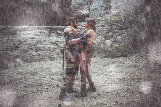 Bless the rains down in Africa/ MGSV: TPP Cosplay