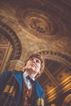 My philosophy is.../Newt Scamander Cosplay by Blink005