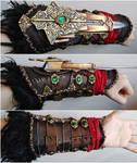 Assassin's Creed: Valhalla- Eivor hidden blade by BlinksCosCave
