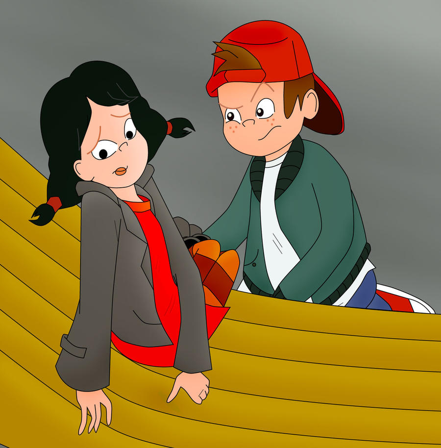tj and spinelli relationship tips
