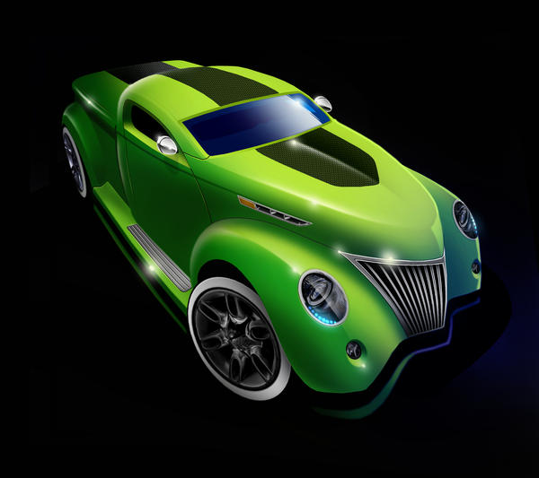 ford pick up concept by zinckat