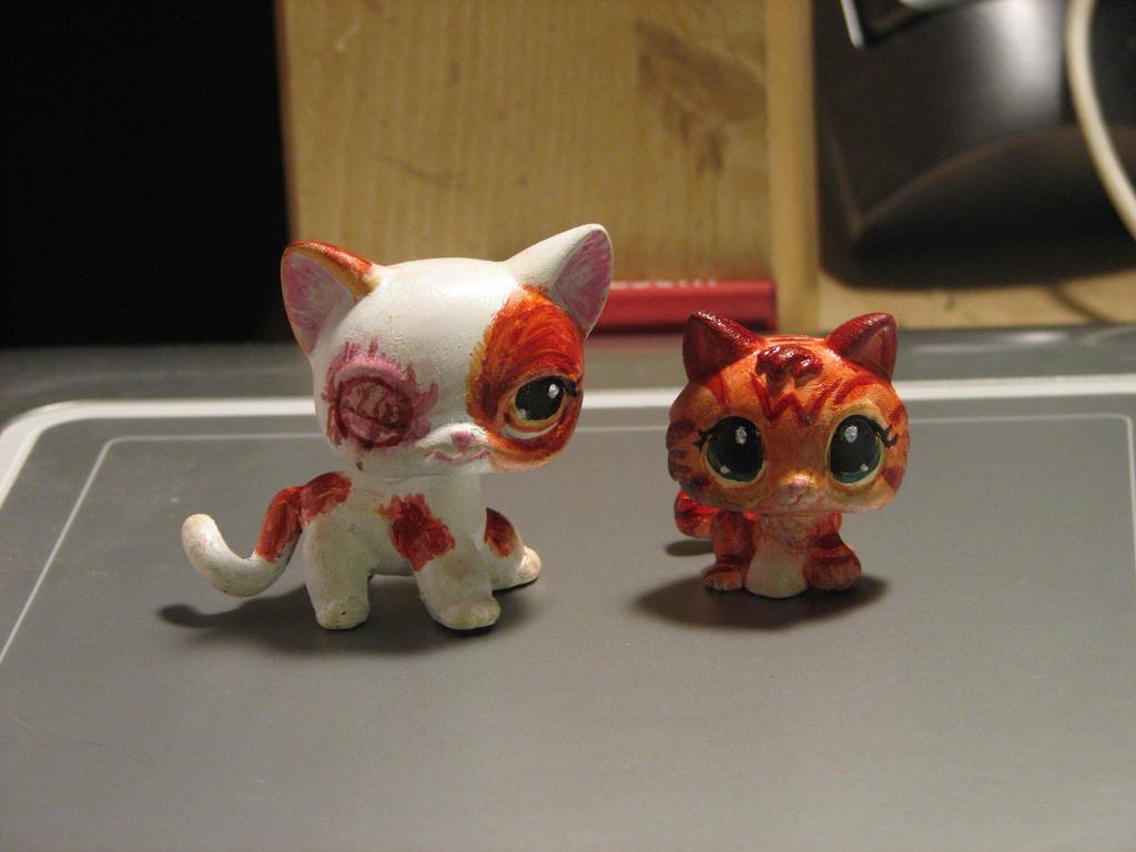 Warrior Cats Custom Lps