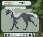 Dotw Vale Application - Nadina - *RETIRED*