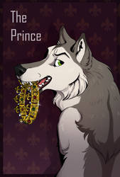 DotW   Eir   January MSE   The Prince by FrostedCanid