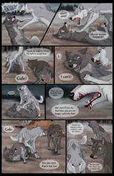 What's Your Damage   Page 40 by FrostedCanid