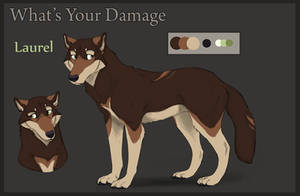 What's Your Damage | Laurel Ref