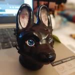 Art Doll | Faux Bunny | Velvet Mulaney by FrostedCanid
