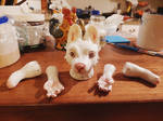 Art Doll | Faux Bunny | Chantilly Conrad by FrostedCanid
