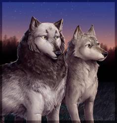 Wolfweek   21 and 42