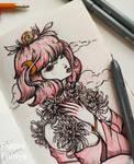 In Flowers...
