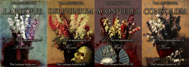The Larkspur Quartet original covers