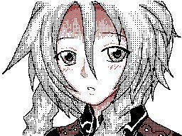 Clorica - (Flipnote Style) by ShadowChao34