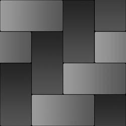Carbon Fiber Photoshop Tile