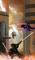 jedi outcast by bloodmist1