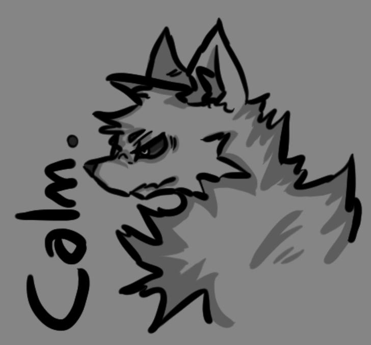 Wolf Calm by Dream-Yaoi