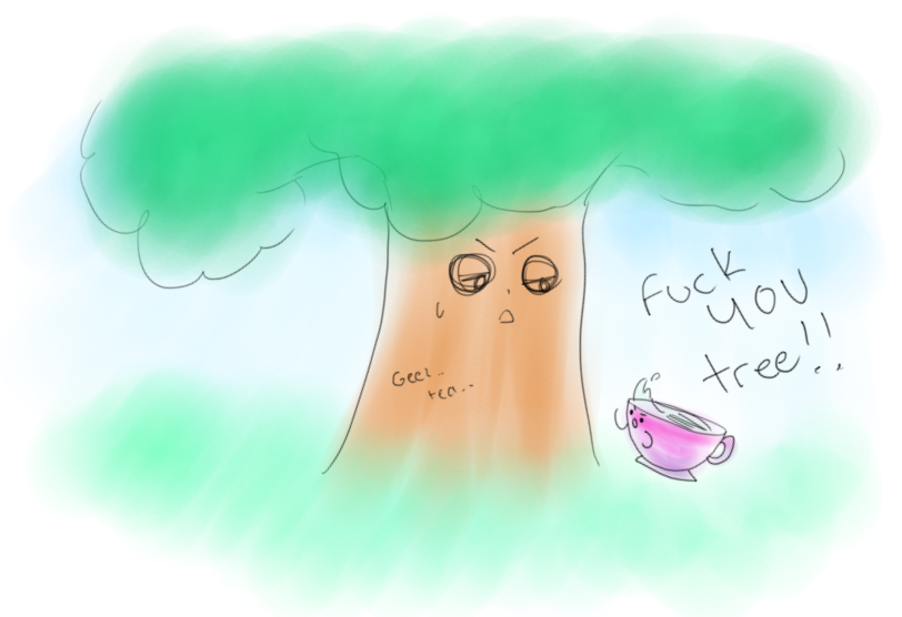 Fuck You Tree by Dream-Yaoi
