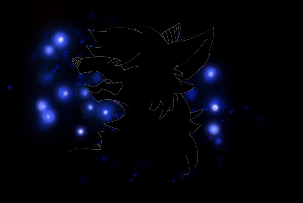 sketch wolf by Dream-Yaoi