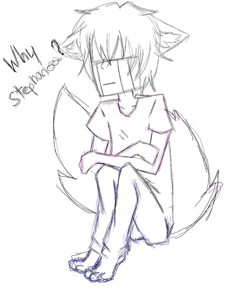 Why stephano...? by Dream-Yaoi