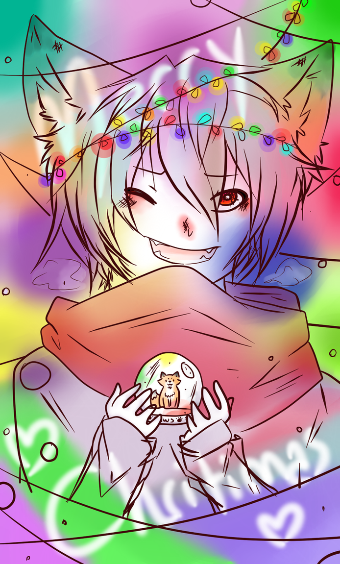 Merry Christimas by Dream-Yaoi
