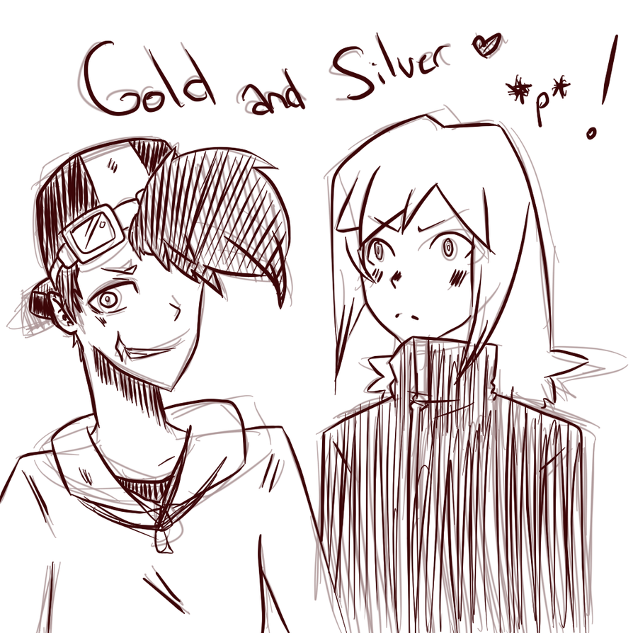 Gold and Silver by Dream-Yaoi