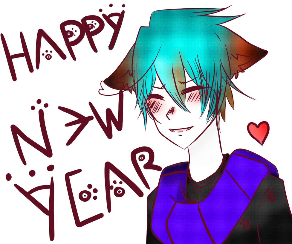 Happy New Year by Dream-Yaoi