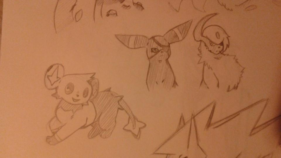 Pokemon Part 2 by Dream-Yaoi