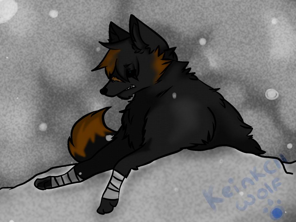 Keinkch wolf by Dream-Yaoi