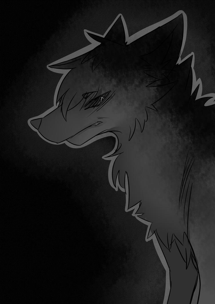 Wolf Grey + Video (speedpaint) by Dream-Yaoi