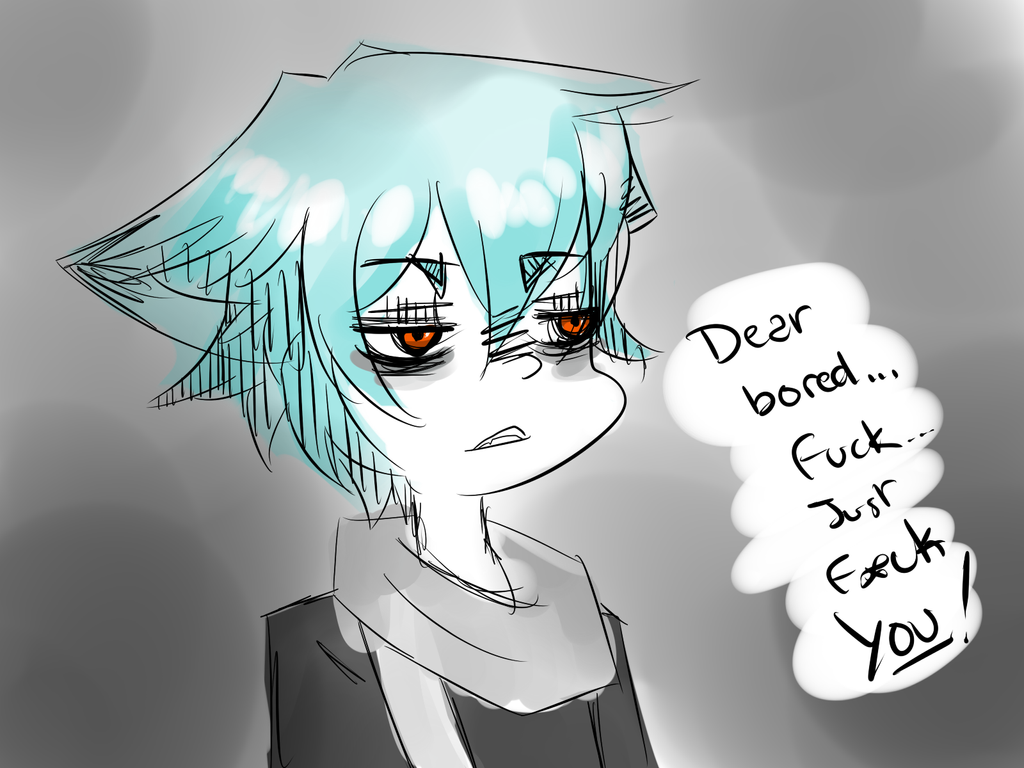 Hate bored and no inspiration by Dream-Yaoi