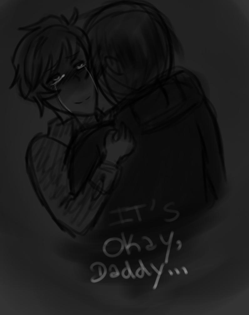 It's okay,daddy... by Dream-Yaoi