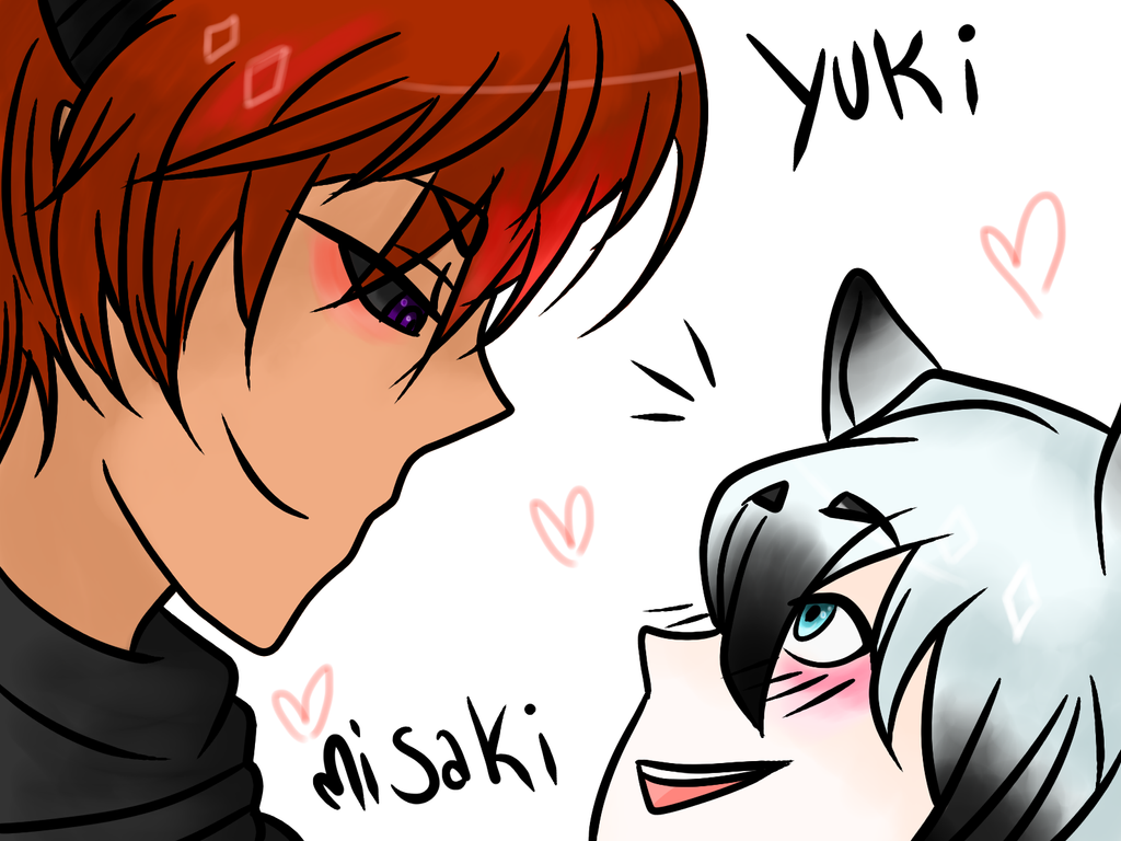 Yuki and misaki by Dream-Yaoi