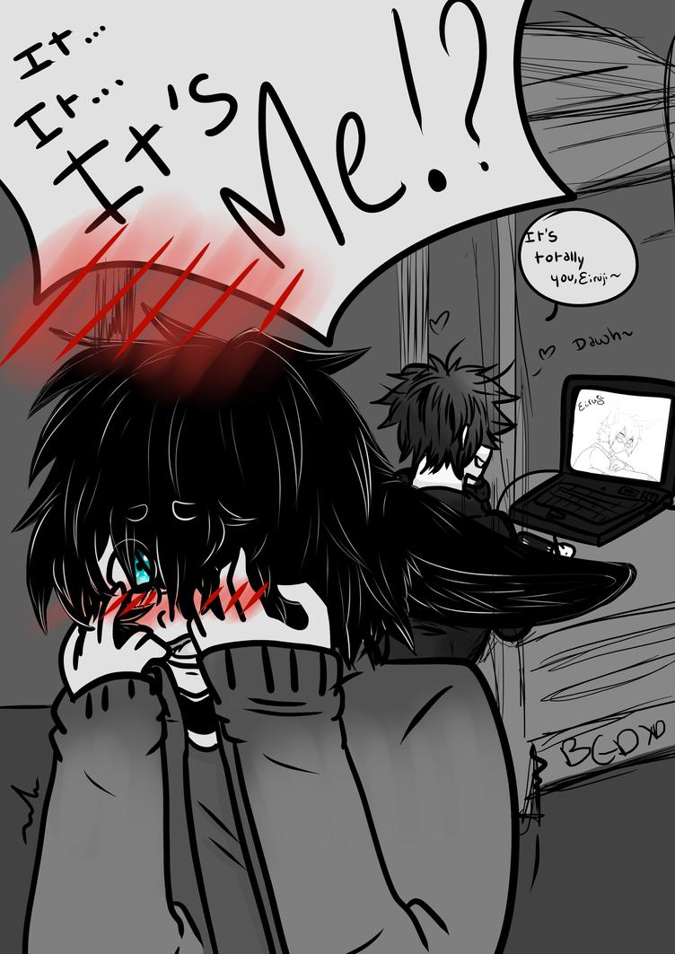 It's me !? by Dream-Yaoi