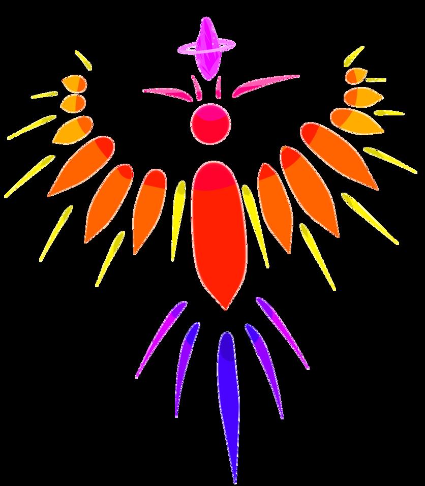 a symbole pheonix by Dream-Yaoi