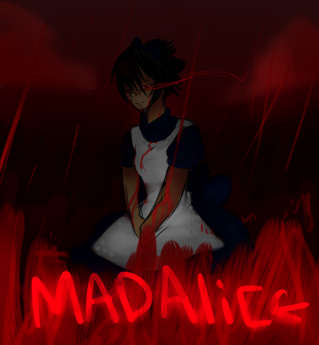 MadAlice by Dream-Yaoi