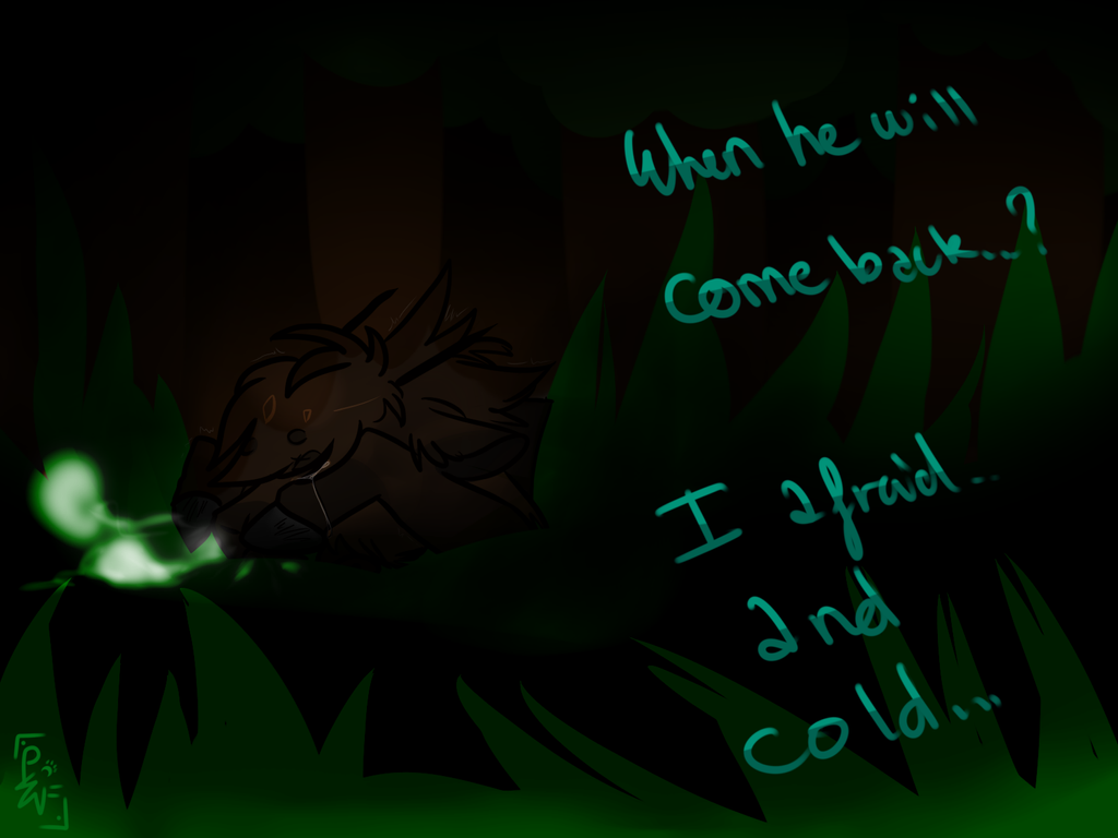 When he will back by Dream-Yaoi