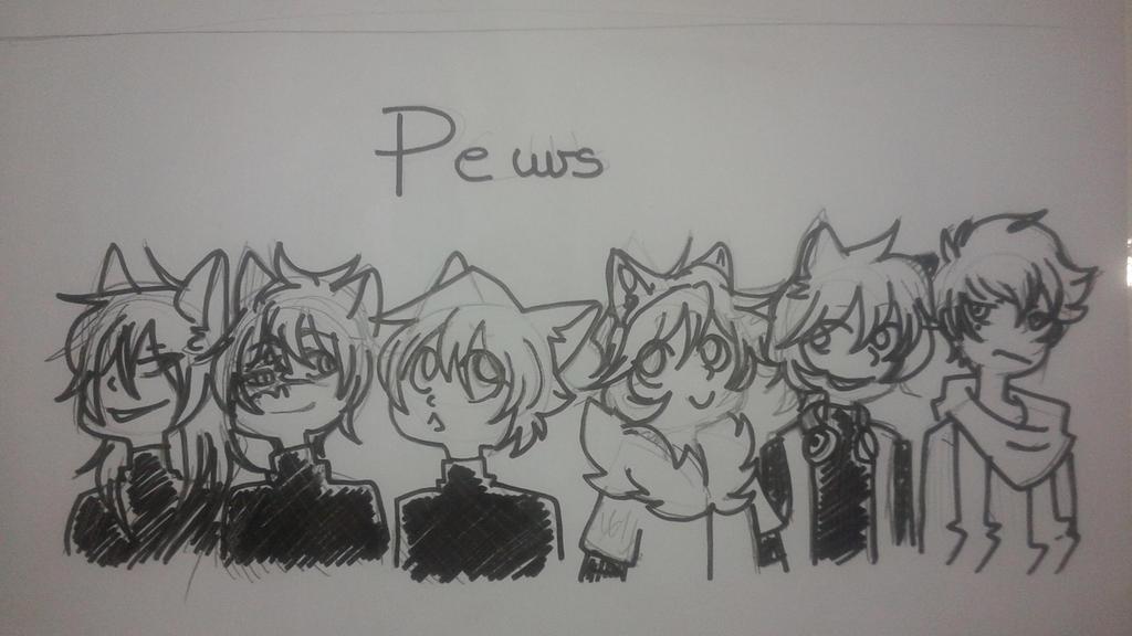 band pews Version by Dream-Yaoi