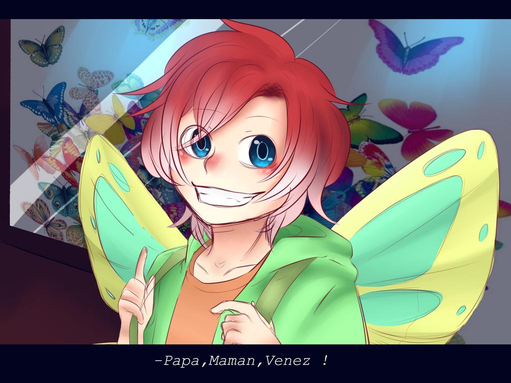 Papillon by Dream-Yaoi