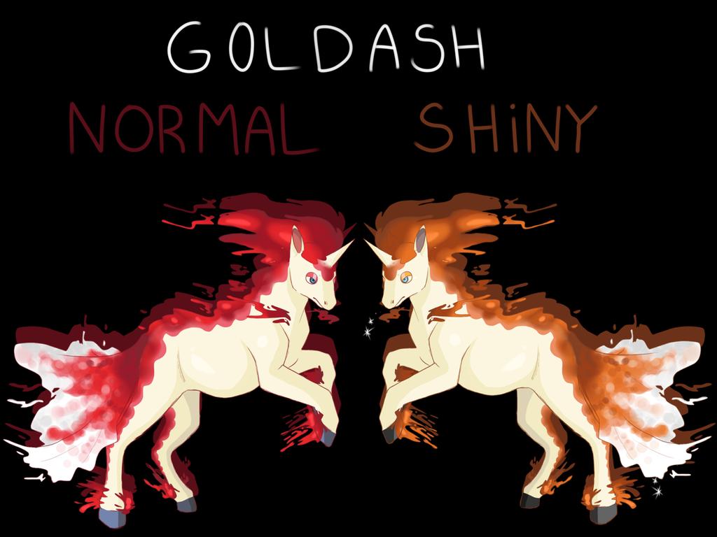 Goldash by Dream-Yaoi