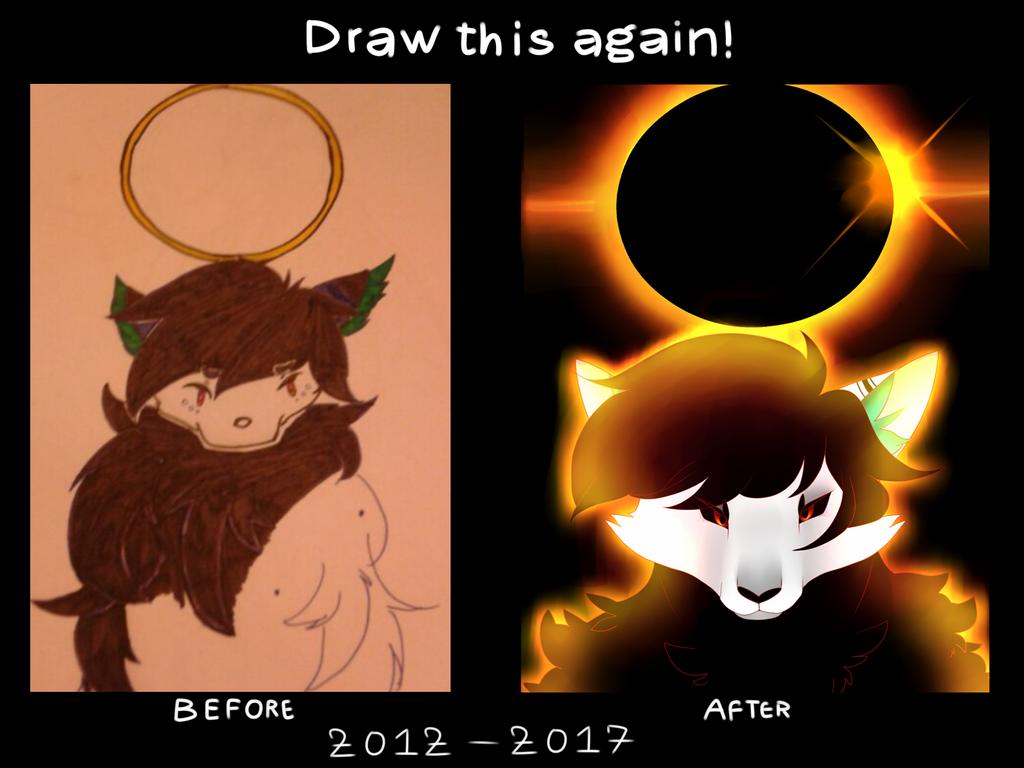 Draw this again- Kuroko by Dream-Yaoi