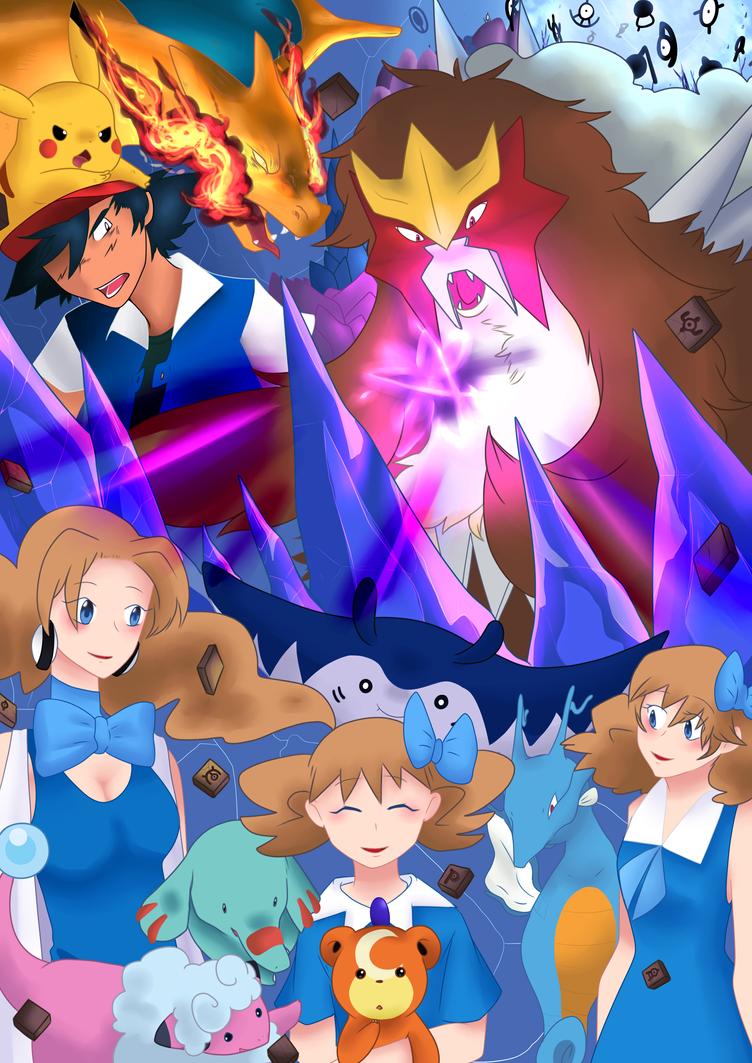 Pokemon movie 3 by Dream-Yaoi