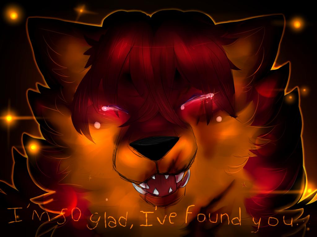 I'm so glad...I've found you... [ OC ] by Dream-Yaoi