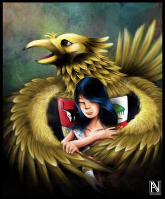 Aku Cinta Pancasila by Navio-Tantra