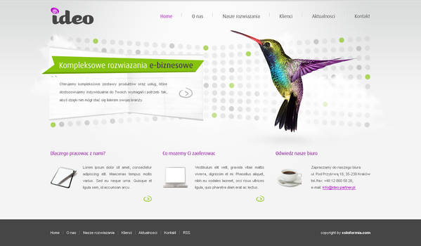ideo-p by coloformia