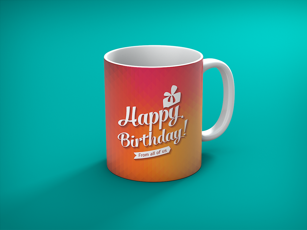 Mug Mock-up by coloformia