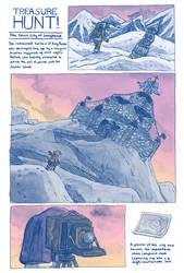 Treasure Hunt! - The Ghost City of Longband