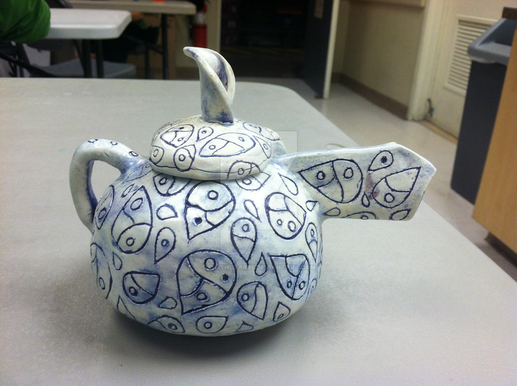 Tea Pot by LilithStar85