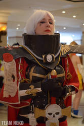 Sister of Battle 1 - Kitacon 2015