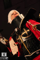Sister of Battle 3 - Kitacon 2015