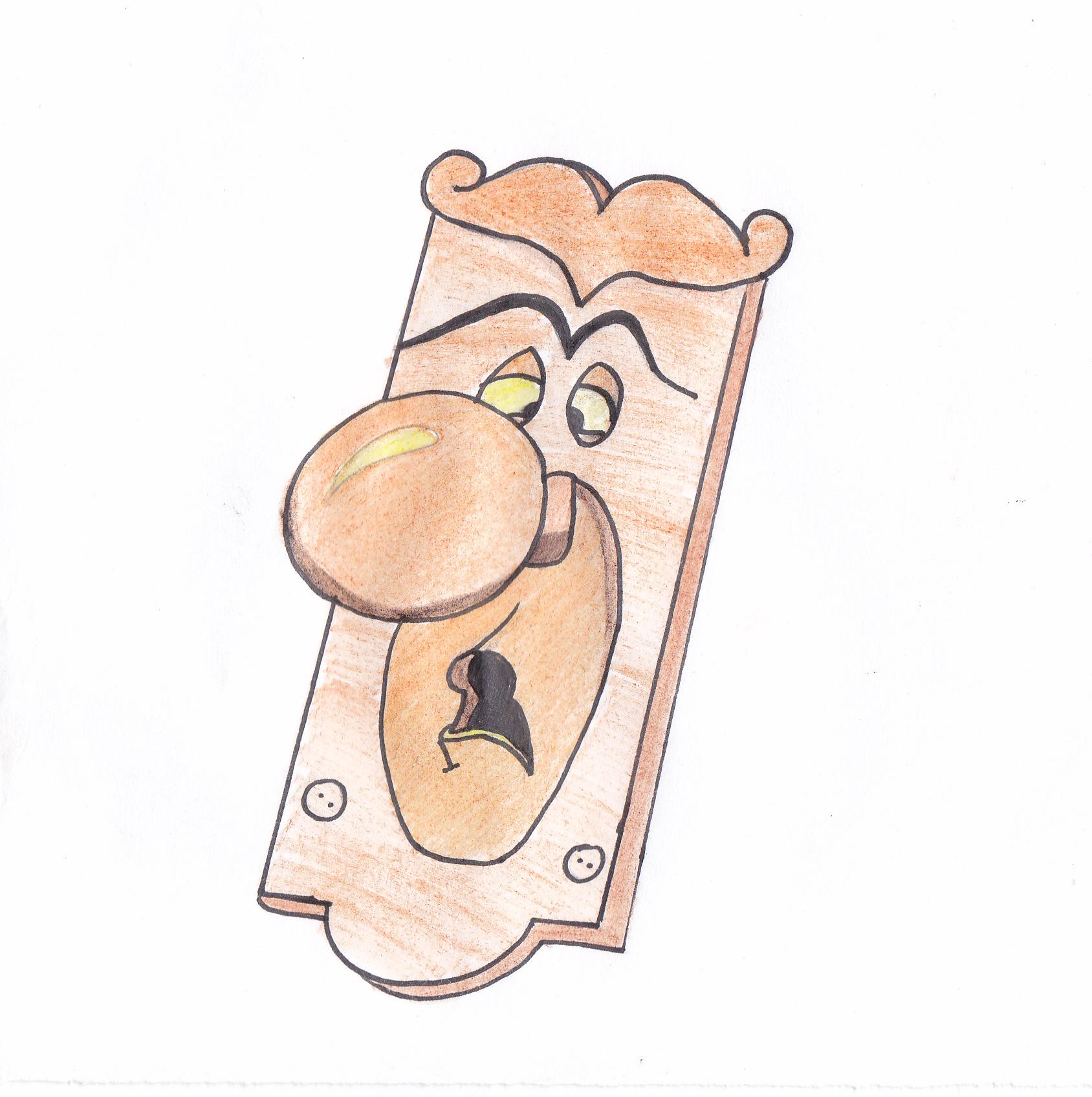 Doorknob Alice in wonderland by lacunacoil4 on DeviantArt